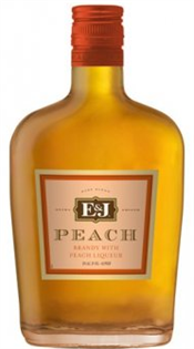 E & J Peach Brandy 375ml